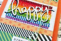Cards - Stitching