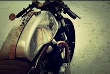 Motorcycles / by Robert Pjevalica