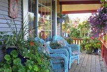 Ideas for Outside/Outdoor Getaway / by Brenda Rohaly