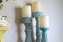 Craft Room Craft Ideas and DIY. / by Brenda Rohaly