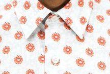 Shirts/ Camisas / Camicia / Camisas italianas.  Cuello italiano, cuttaway y button down