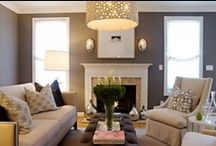 Living Room- Home / by Brittany Claridge