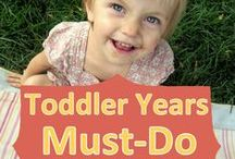 To do with Toddlers! / Parenting guidance and activities to do with toddlers / by Alissa :: Creative With Kids