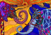 Acid Dreams / all things psychedelic / by Joan BadHeart