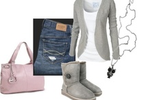 Cute Outfits  / by Carlie Boagni