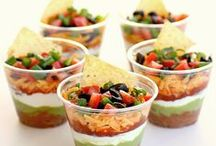 Best Party Food Recipes / I love party food! I can make a meal out of appetizers. Here you will find the best party food appetizers on Pinterest!