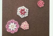 crochet with diagrams