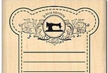 Bobinas y etiquetas de carton,tela, etc (Tags)