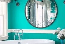 New Bathroom Ideas / by Brenda Rohaly