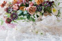 Florals I love.