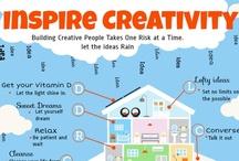 Creativity / How do we keep the creativity alive? / by Mia MacMeekin