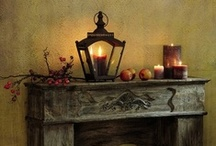 Fireplace! / by Shannon H