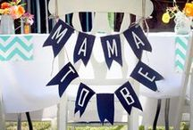 Shower for the Momma to Be / Baby showers, baby celebrations, and maybe even GLITTER!!! / by Brittany Claridge