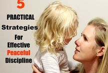 GENTLE PARENTING / Parenting methods: RIE (Respectful Infant Education) and Christian valued parenting methods. / by Sherra
