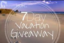 Awesome Giveaways! / Great giveaways you can enter! / by Kelly Stilwell