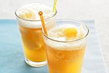 Recipes - Beverages / Cold beverages - tea, punch, juice, smoothies, and more / by Kelly Stilwell