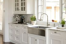 {Center of the Home} / New kitchen ideas / by JML