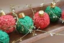 Holiday food and crafts / by Kate Derry