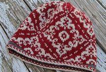 Knit Hats / by Beth Giresi