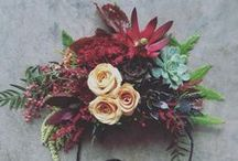 Flower crowns, wearable florals, boutonnieres, corsages, garlands and more by Passiflora.