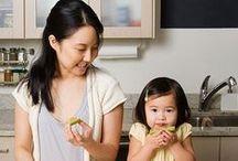 Parenting / Parenting tips to include outdoor activities, dealing with stress, healthy eating habits, easy indoor activities, etc.