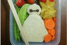 Bento Box Love! / If it's in a Bento Box, pin it here! / by Kelly Stilwell