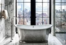 Home: Bath Time / Bathrooms / by Melissa Meigh