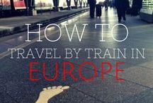 How to Travel / by Amanda Forsyth
