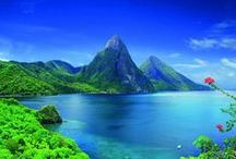 Caribbean Travel Destinations / Awesome places to visit while in the Caribbean