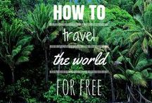 Travel Jobs & Saving Money for Travel / How to travel for a living