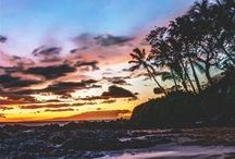 Hawaii Travel Destinations / Awesome places to visit while in Hawaii