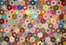 Patchwork / by Anna Waters