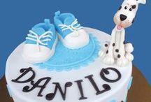 Torte e Cake Design / Alcune immagini di torte per alimentare la vostra ispirazione.