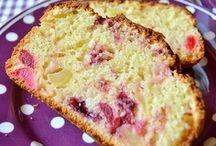 Plumcake e Muffins / Coccole gustose per il palato, creazioni piacevoli per la vista.