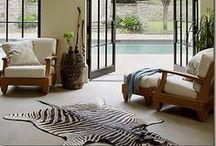 :: cowhide & gameskin :: / by Baobab Interiors