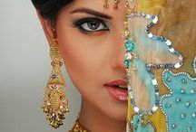 Fashion / Rich, vibrant, and uniquely expressive, Indian fashion is ornate, lush, and a wonderful way to inspire new looks.