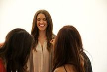 Behind The Scenes / #LuigiBaldo #Cashmere #Elegance #SneakPeak Coming Fall 2013  www.LuigiBaldo.com