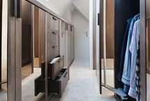 Loft Conversion | Walk In Wardrobes / Making your morning routine far more organised and enjoyable...