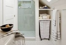 Loft Conversion | Bathrooms / Giving you inspiration for your loft bathrooms