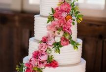 FLOWERS FOR THE CAKE / Beautiful cakes deserve beautiful flowers!