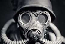 Case Study: Wastelanders / The Post-apocalypse portrayed through characters and scenes.