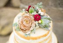 Wedding Cakes / by Amanda Sheppard