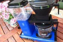 Moccamaster Royal Blue / Moccamaster coffemachine