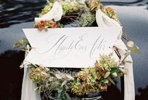 JUST MARRIED FLOWERS / WEDDING FLOWERS FOR AFTER THE CEREMONY