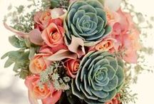 Bouquets With Succulents