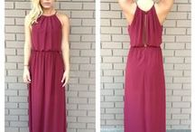 Vestido longo! / amooo !!!  Uso e Quero mais e mais... #VestidoLongoFazMeuEstilo!