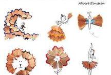 Desenhos Criativos /  é muita imaginação solta !
