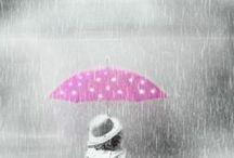 Rain and Rainbow / #chuva e arco-iris# o lado bom  e gostoso das chuvas e pós-chuva com belos arco-iris...