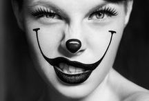 Fashion Make-up Circus