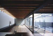Inspirations - interior design / A list of inspiring interiors.